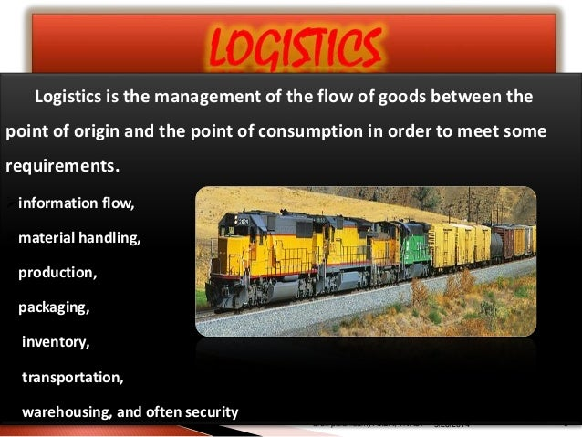3patry and 4 party logistics Slide 3