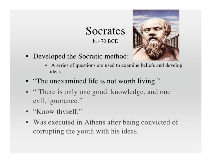 socratic method meaning