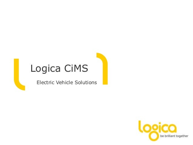 Logica CiMS Electric Vehicle Solutions
