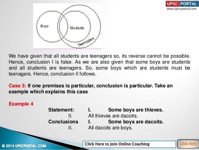 www.upscportal.com Click Here to Join Online Coaching Click Here We have given that all students are teenagers so, its rev...