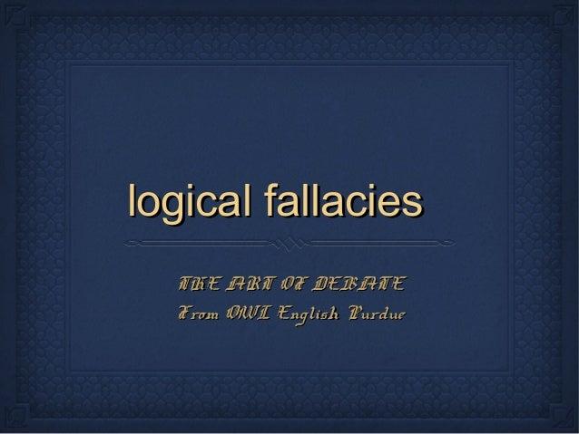 logical essay