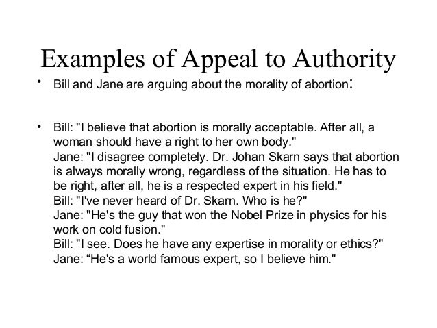 argument of abortion essay