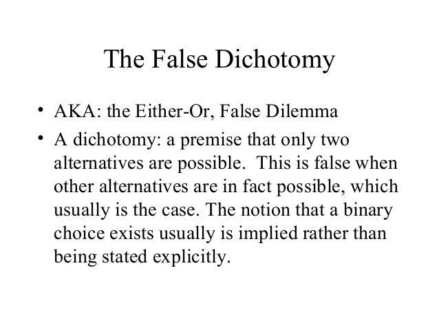Ari Pregen On Logical Fallacies