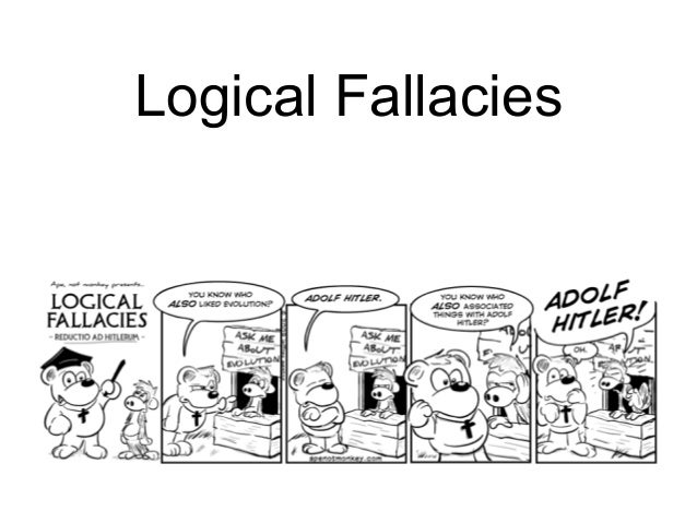 rhetorical fallacies in sicko If anyone comes out of seeing sicko and is not angry and wants to  you're  arguing from the logical fallacy of generalization/ statistic x is not.
