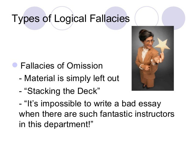 logical fallacies basics 9 types of logical fallacies