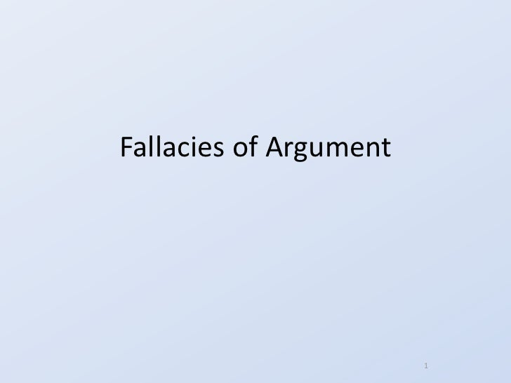 more fallacies quiz Don't fallacy me is a completely free, crowd-sourced, multi-player mind game it provides a statement, then you name the fallacy, or fallacies, in that statement three.