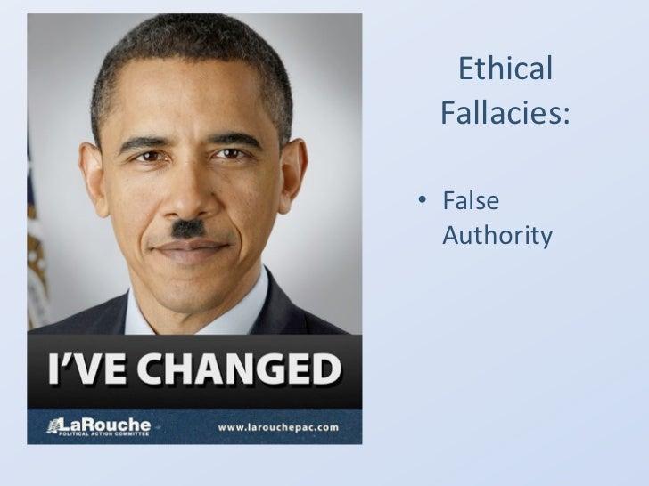 Fallacies of Argumentation