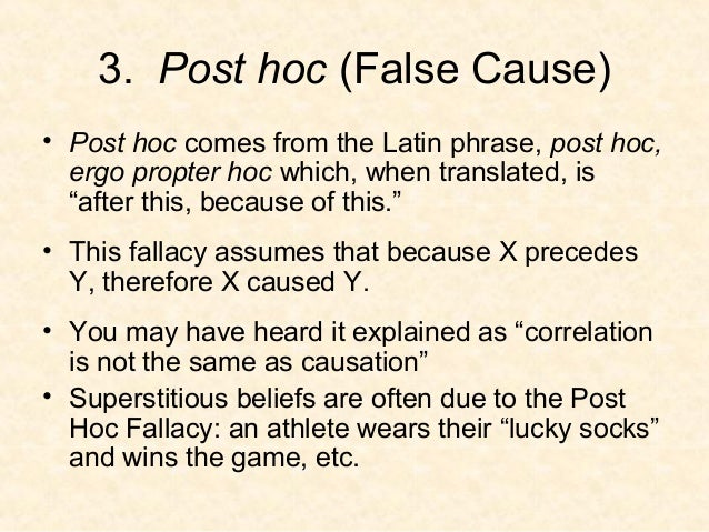 stereotyping and the logical fallicies The best way to avoid logical fallacies in your writing and to avoid being misguided by them in your reading is to learn how to spot them in an argument here are some common material fallacies.