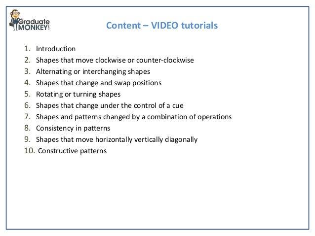 Logical Reasoning Test tutorial_sample for slideshare