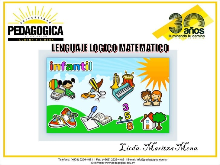 Licda. Maritza Mena.