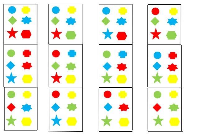 INSTRUCCIONES: Utilizar la primera página como tablero y recortar las tablas de la segunda página AUTOR: María José de Lui...