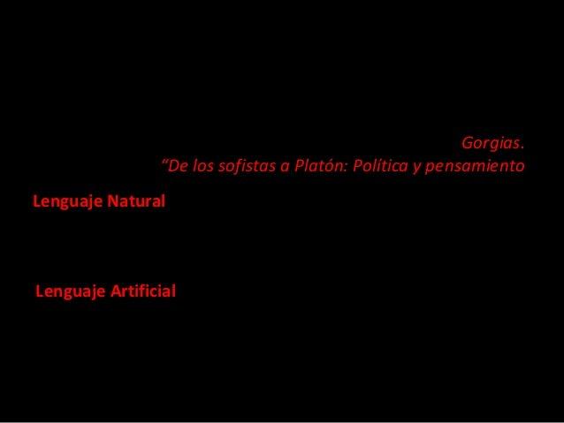 Lógica Proposicional  Slide 3