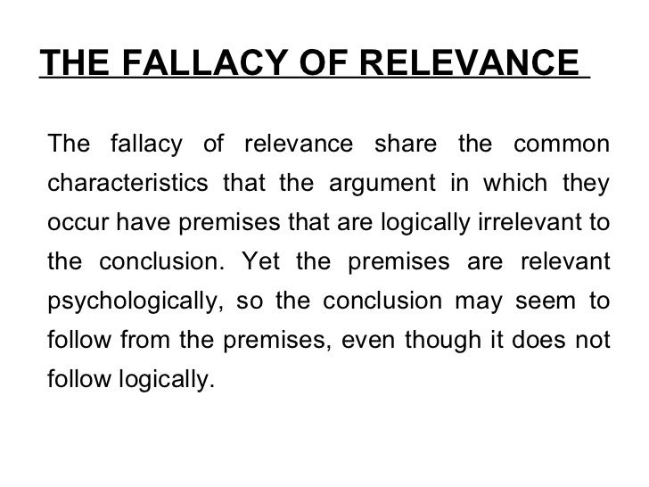 fallacy in critical thinking Fallacies in critical thinking - order the needed coursework here and put aside your worries commit your coursework to qualified writers employed in the company.
