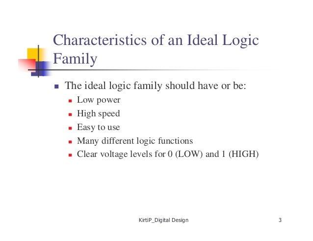 Logic Families Pdf