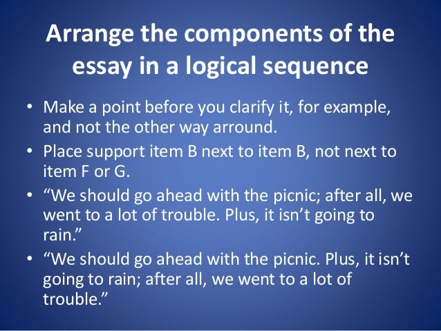 logic essay Professor robinson has asked you to design the logic that will be used to calculate final class averages and grades for his students his grading algorithm is as follows: exam average: 60% quiz average: 20% lab average: 20% for each student, professor robinson will enter the value for each of the averages (exam, quiz, and lab).