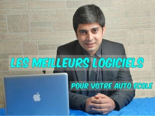 www.b-permis.fr Pourquoi cette vidéo ? Les logiciels pour votre auto-école !