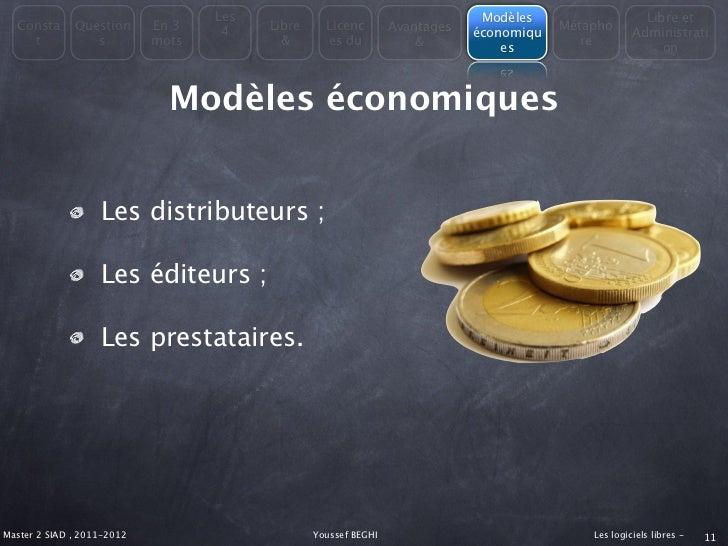 Les                                        Modèles                   Libre et  Consta      Question      En 3         Libr...