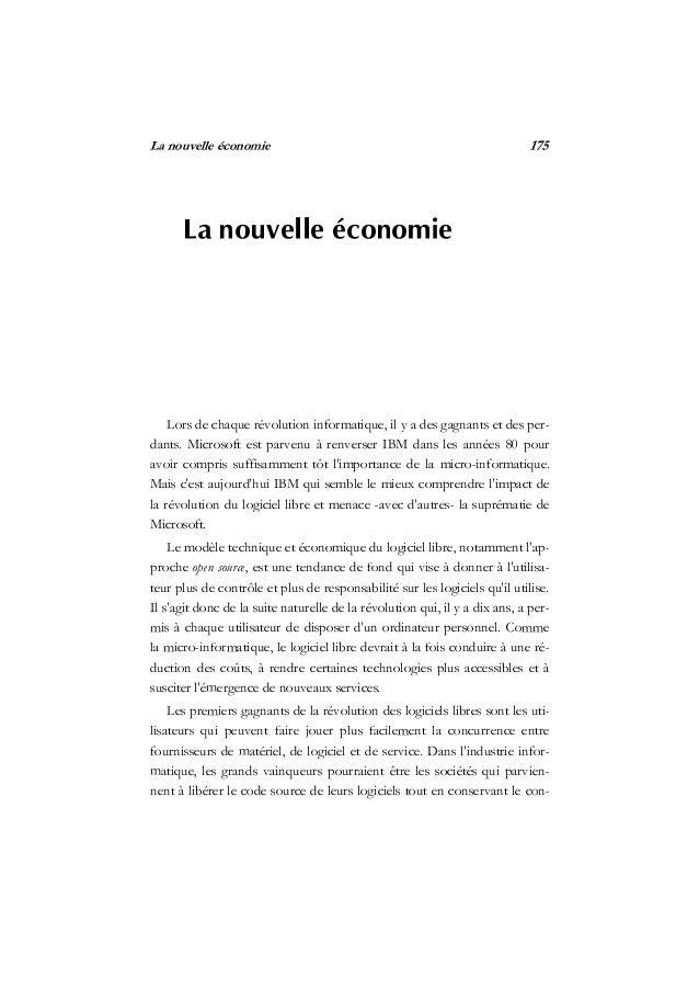 Logiciels libres : liberté, égalité, business