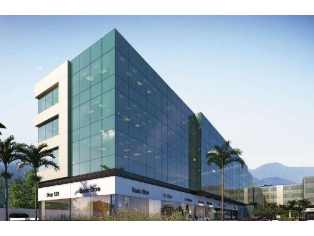 Logic Office Mall Stay Salas