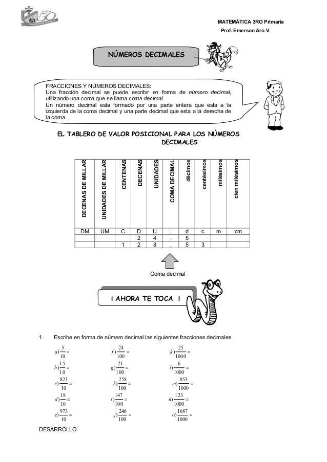 Logico matematica tercer grado segunda parte