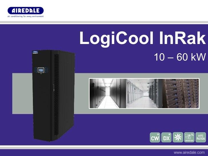 LogiCool InRak        10 – 60 kW