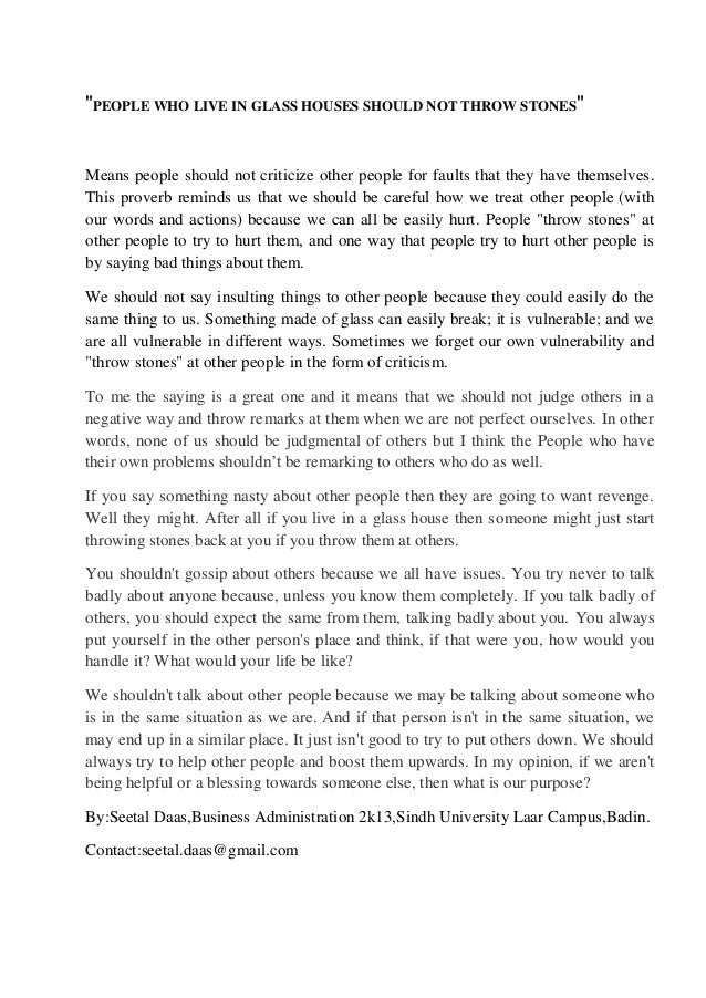 Sample essay on We Live In Deeds Not In Years