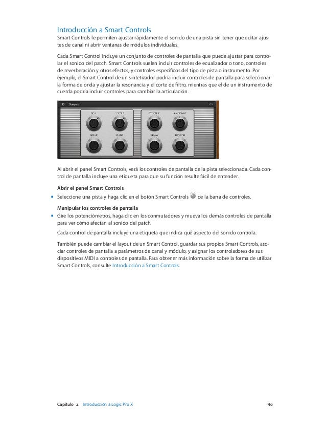 logic pro x manual pdf