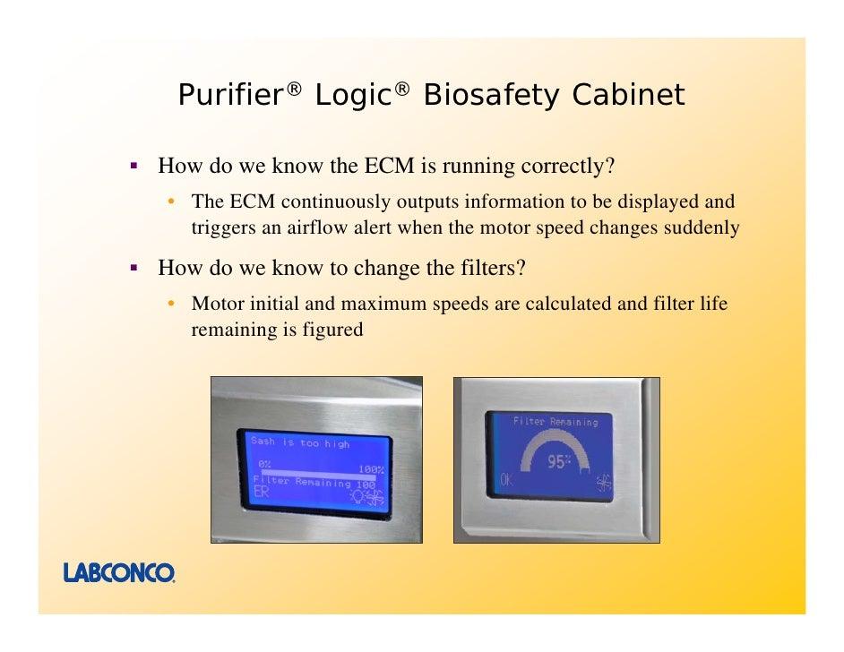 labconco purifier class ii biosafety cabinet manual
