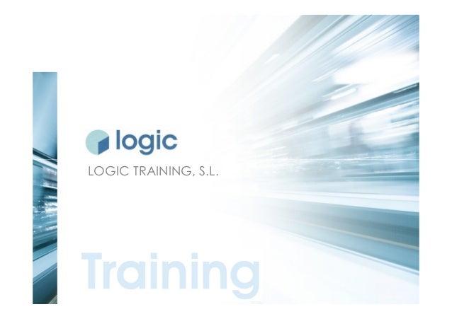 LOGIC TRAINING, S.L.