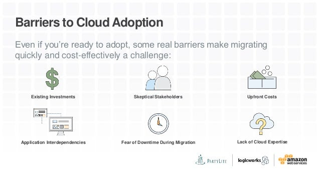 How partylite migrated to aws in 30 days with logicworks 6 platinumwayz
