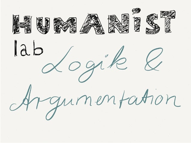 Logik & Argumentation
