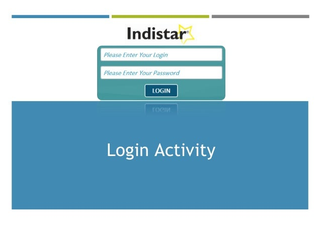 Login Activity