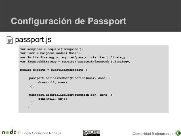 passport js