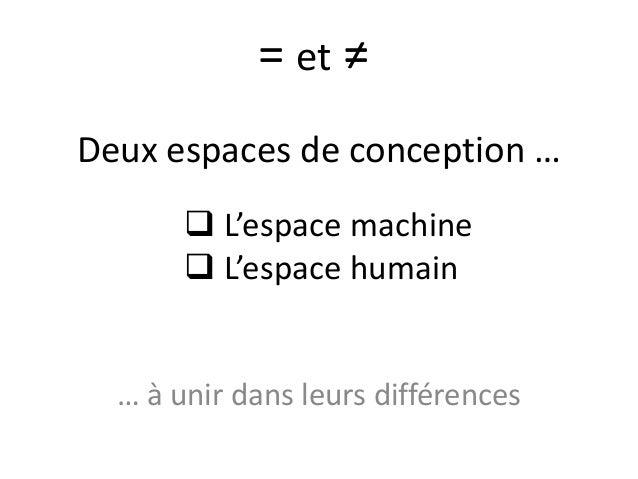 Logique machine-humaine diapo Slide 2