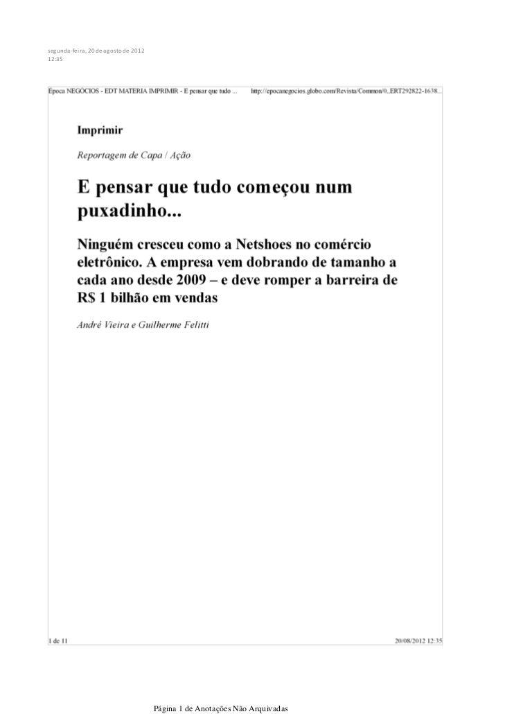 segunda-feira, 20 de agosto de 201212:35                                      Página 1 de Anotações Não Arquivadas