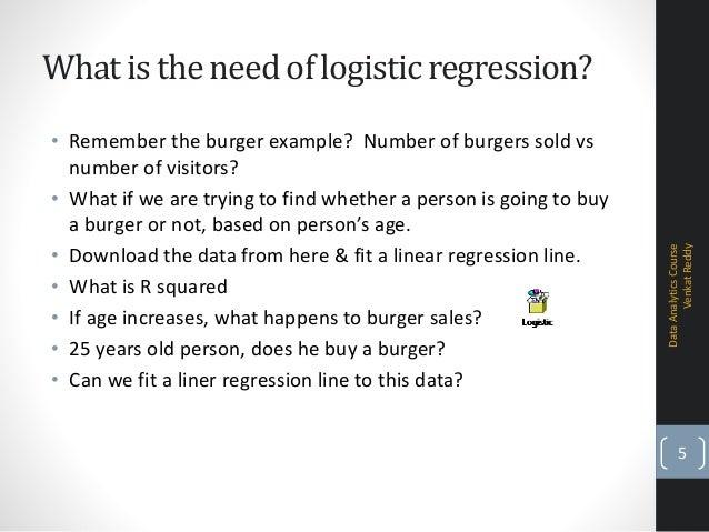 R squared in logistic regression