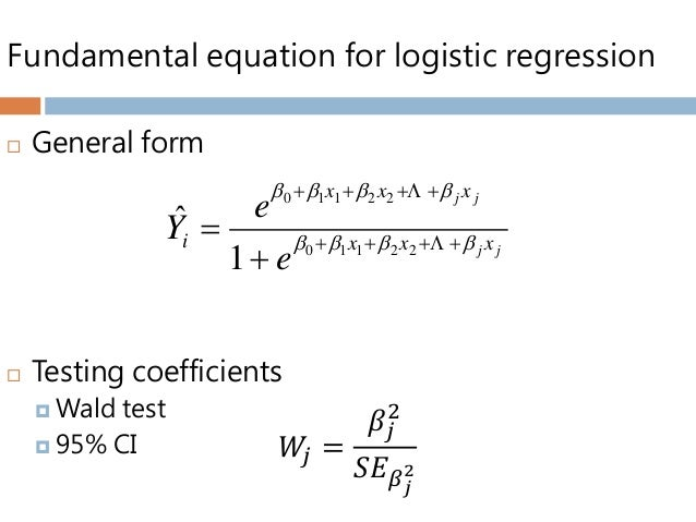 relationship between wald test and