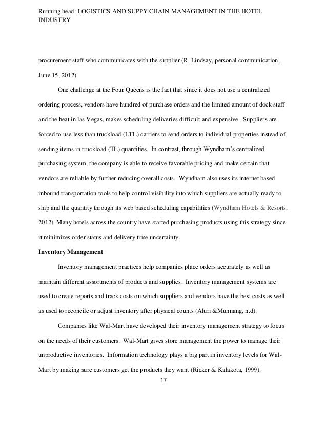 challenging logistics and supply chain management commerce essay Free marketing essays home of supply chain management and the journal of e commerce for the latest logistics and supply chain management.