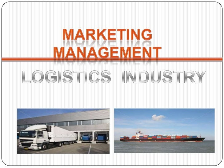  Market size of logistics industry is estimated to be over $3500 bn out of this $1100 bn in us and about $130-150 bn for ...