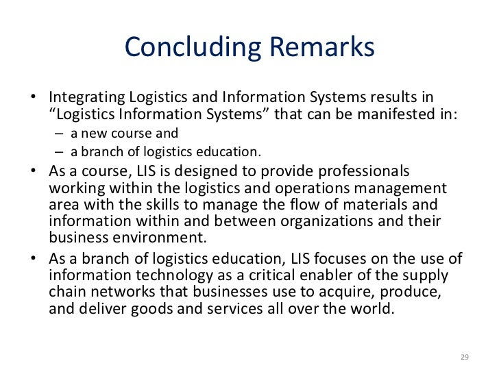 logistics information system For detailed information on the solutions and capabilities the top 100 logistics it  carrier logistics cass information systems cdm software solutions cheetah .