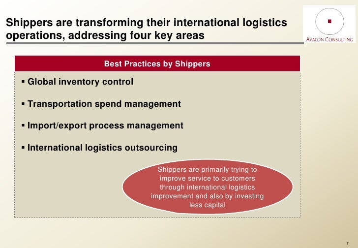 lateral coordination in a logistics outsourcing relationship