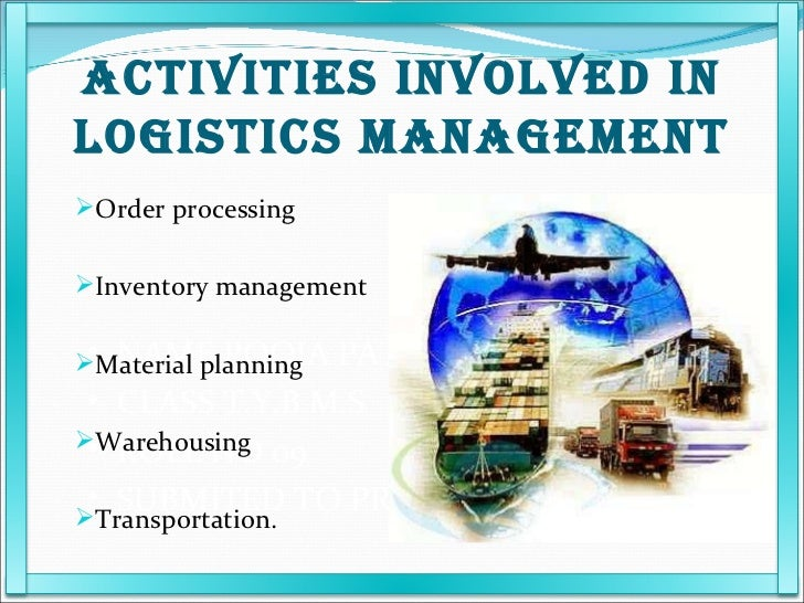 logistics scm The effectiveness of a company's supply chain management can be measured in  7 critical kpis for the best supply chain management process published on.