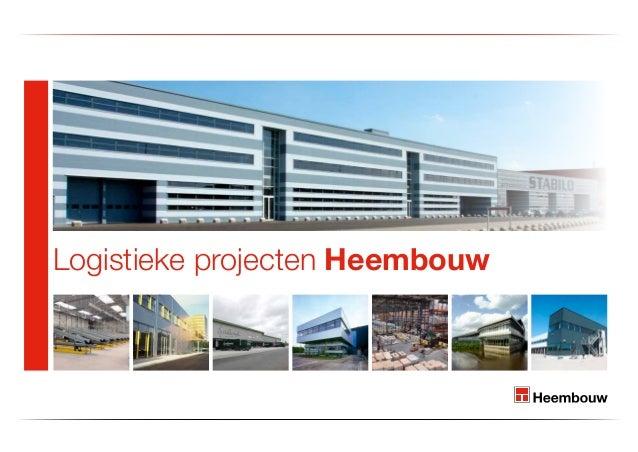 Logistieke projecten Heembouw