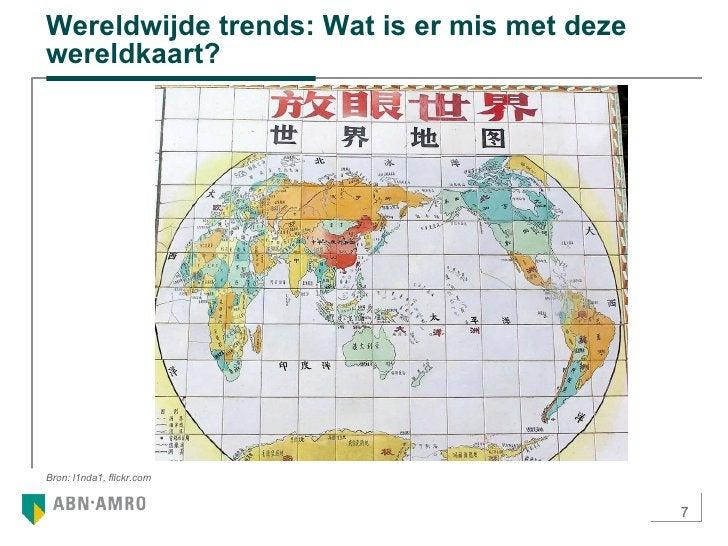 Wereldwijde trends: Wat is er mis met deze wereldkaart? Bron: l1nda1, flickr.com