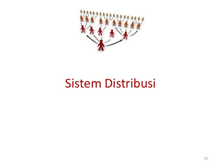 Sistem Distribusi                    36