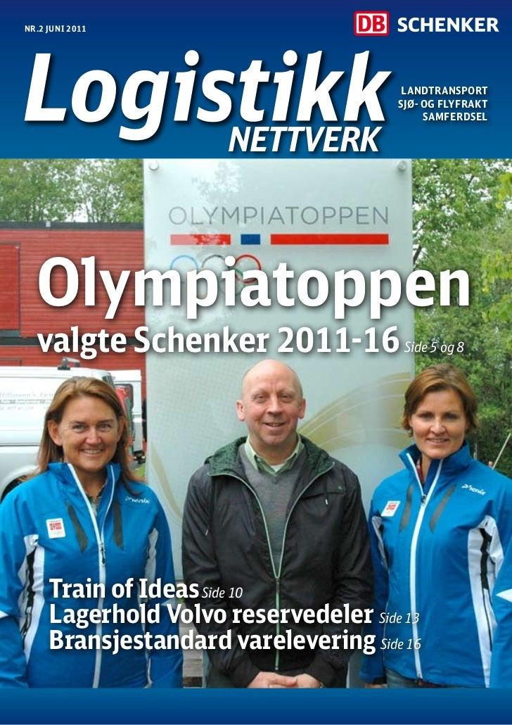 nr.2 juni 2011                                       Landtransport                                      sjø- og fLyfrakt  ...
