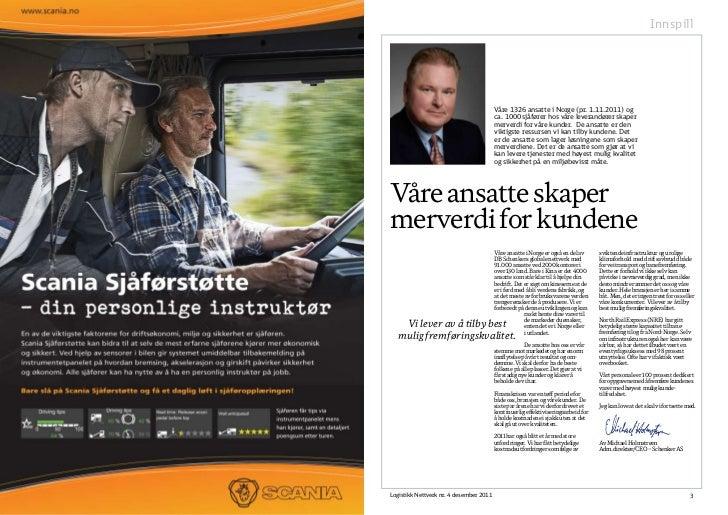 Innspill                                                                                      Våre 1326 ansatte i Norge (p...
