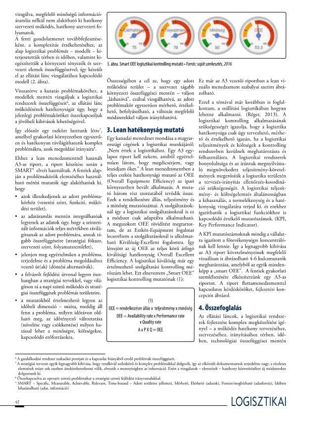 A lean menedzsment stratégiai kihívásai - SMART-oljunk a hatékonyságért