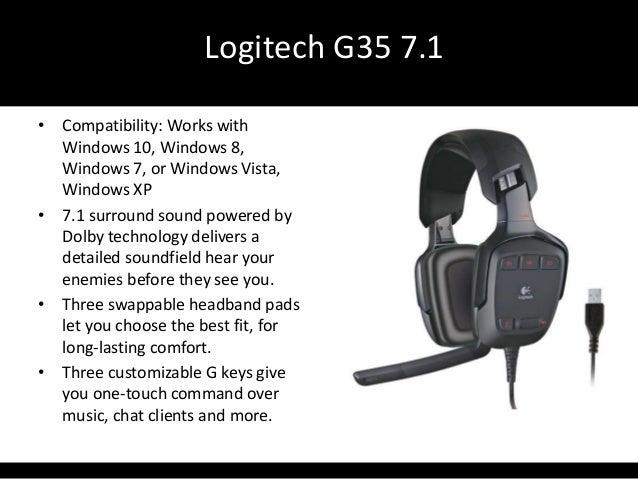 how to set up logitech g933 mic