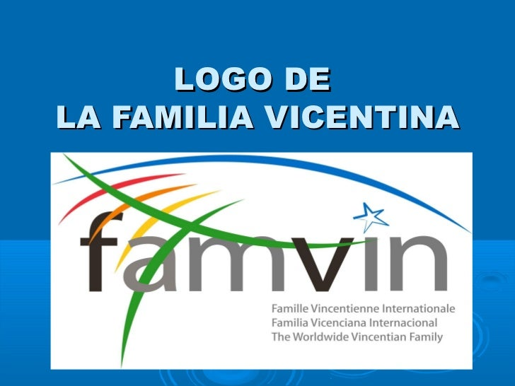 LOGO DELA FAMILIA VICENTINA